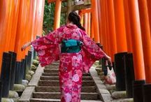 Japan / Tips and inspiration for visiting Japan - from Tokyo to Kyoto to Fuji and more.