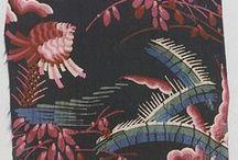the textile files // vintage