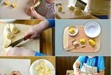 PL- Food Prep and Snack (Montessori: Practical Life)