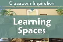 Inspiration: Learning Spaces
