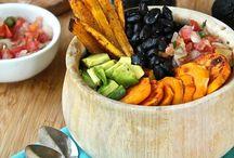 Vegan Recipes / Vegan Delights.  / by JennRene