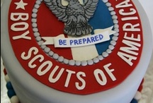Scouting Cakes / The sweetest way to celebrate all things Scouting.