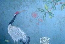 the art of chinoiserie / CLOTH & KIND // Curated interior design with history and heart, with story and substance // Krista Nye Nicholas and Tami Ramsay @tamiramsay