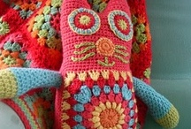 crochet / such a great way to pass the time. / by Eileen White - Betz