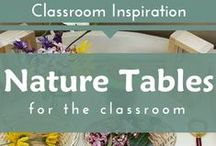 Inspiration: Nature Tables