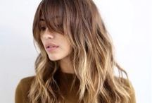 alluring locks / Cute and trending hair styles. / by Chrissi | Travel + Fashion