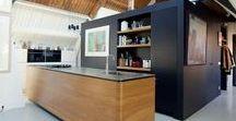 Keukens op maat / Keukens op maat ontworpen en gemaakt door Nieuw Amsterdams Ontwerp
