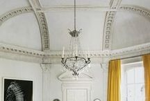 the ceiling / CLOTH & KIND // Curated interior design with history and heart, with story and substance // Krista Nye Schwartz and Tami Ramsay @tamiramsay / by Krista Nye Schwartz