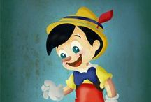 Always Let Your Conscience Be Your Guide - Pinocchio  / by Cher
