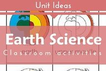 Unit: Earth Science /  Geology, Structure of the Earth etc