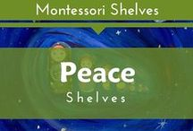 Montessori Shelves: Peace
