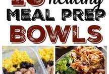 Meal Prep Buddha Bowls Salad and Rice Recipes / Meal prep salad, rice, buddha bowls for the week! Plan simple and healthy clean eating meal prep bowl recipes, tips & ideas for beginners on a budget. Meal prep rice, salad, chicken lunch and dinner bowls. Keto, low carb, Whole 30, 21 day fix for weight loss.