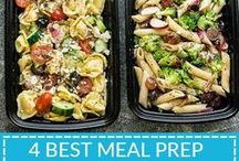 Meal Prep Pasta and Rice Recipes