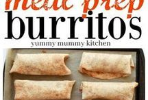 Meal Prep Breakfast Wrap and Burrito Recipes / Breakfast burrito wrap meal prep for the week! Plan simple and healthy clean eating breakfast burrito wraps meal prep recipes, tips & ideas for beginners on a budget. Meal prep breakfast burrito lunch and dinner wraps. Keto, low carb, Whole 30, 21 day fix for weight loss.