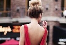 Fashion / by Rebecca Wu