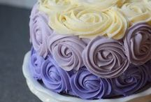 Cupcakes, Cakes & Icing / A collection of cupcake, cake and icing tips and inspiration