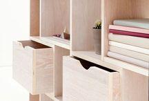 Muebles / by Verais Mc
