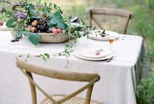Garden and outdoor living / Inspirational designs and ideas for my dream garden  / by Jane Wilkinson Tosetti