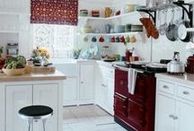 kitchens / by Kathryn M Ireland
