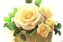 Beautiful Inspiring Cakes / by Brenda Tanner