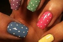 Manicure Obsession / by Cathy Johnson