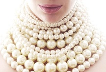 Jewels: Pearls / by Lori Rutledge
