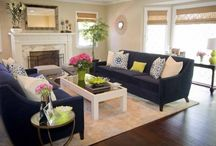 Living Room Inspirations / by Lindsey Rinaudo