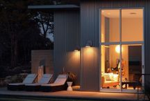 Home- Colourbond and corrugated steel home ideas