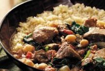 Food- Slow cooker recipes / Mostly healthier options for meals in the slow cooker and crockpot. / by Jane Wilkinson Tosetti