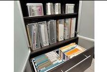 Get organized / by Cori Chamberlain