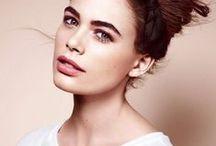 Natural Make-Up shoot