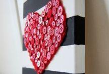 Valentine's Day / Valentine's Day craft, recipe and gift ideas