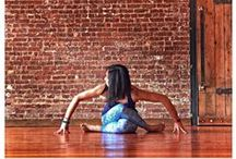 Yoga / Yoga flows, poses and inspiration / by Suzi Fevens