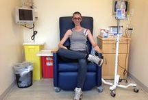 Chemo 1 - 11/02/15 - My own clothes / My first Chemo Session