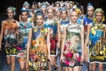 Design Crush on Dolce & Gabbana / by Roz Pactor