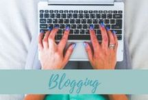 Blogging / Blogging tips, tricks, and inspiration for new and advanced bloggers.