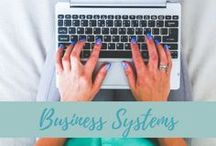 Business Systems / Systems help your business run more efficiently and effectively.