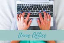 Home Office / Furniture, decor, and design ideas for an inspiring home office or studio. Your workspace should unleash your creativity and productivity.