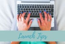Launch Tips / How to have a profitable project, product, or program launch for your online business.