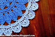 Crochet / Crochet ideas and pattern links / by One Crafty Mumma