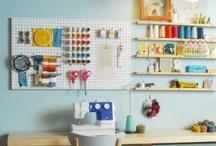 Creative studio ideas / None / by One Crafty Mumma