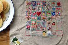 Embroidery / by One Crafty Mumma