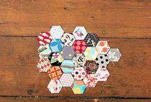 Hexagons / by One Crafty Mumma