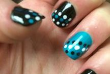 nail art / Nail art (some done by central nails in Oakland, CA) / by Stephanie Clarke