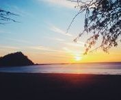 Sunrises and Sunsets / A collection of beautiful photos of sunrises and sunsets at our Dreams Resorts & Spas!
