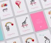 stationery + invitations / stationery and stuff
