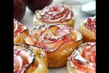 Desserts, etc...! / Yummy inspiration. / by Stacia Piffard