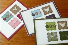 3 Paper crafts / scrapbooking ~ cardmaking ~ origami