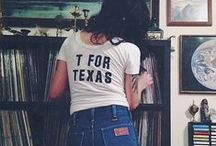 Texas on my mind / You may all go to Hell, and I will go to Texas
