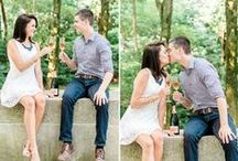 My Photography: {Engagements & Couples}